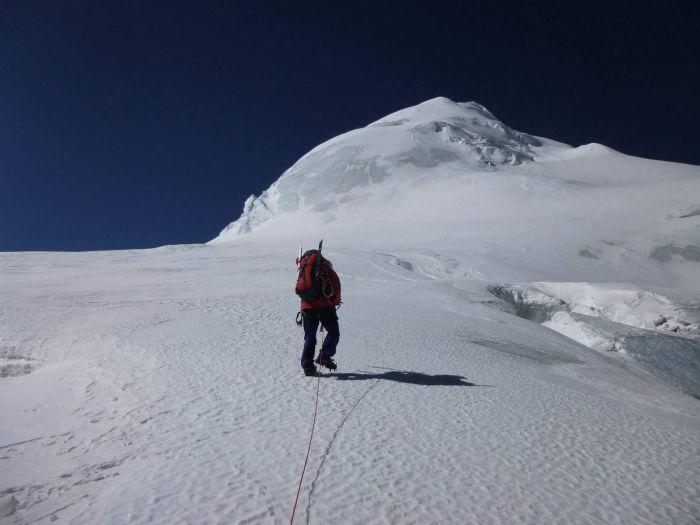 Pachermo Peak, Nepal