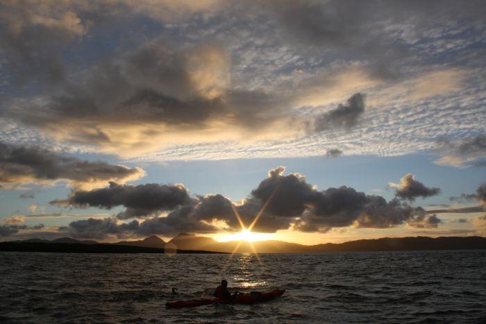 Sean Conway, Isle of Jura