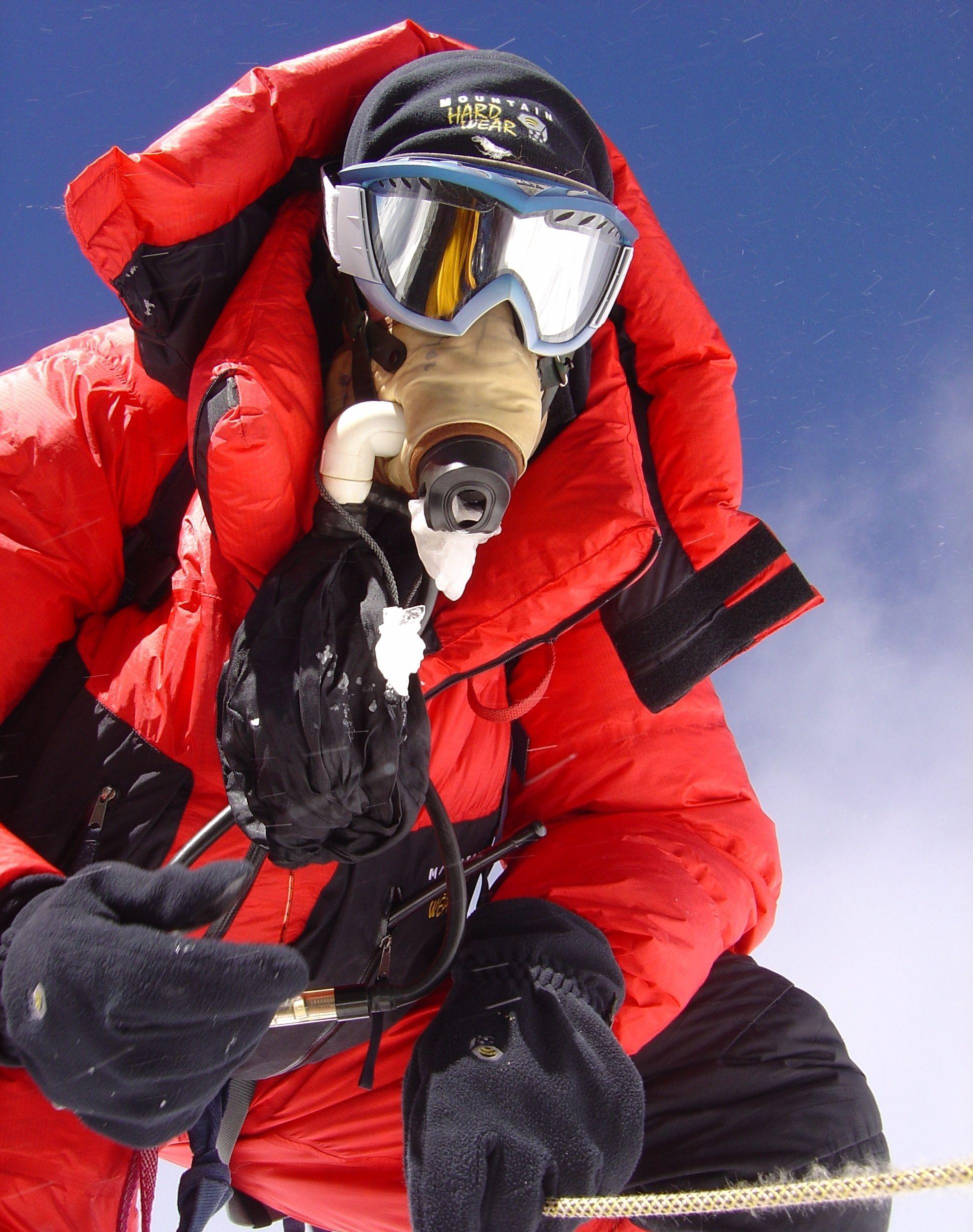Kenton Cool, Everest summit