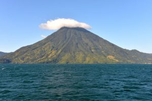 San Pedro volcano, Guatemala