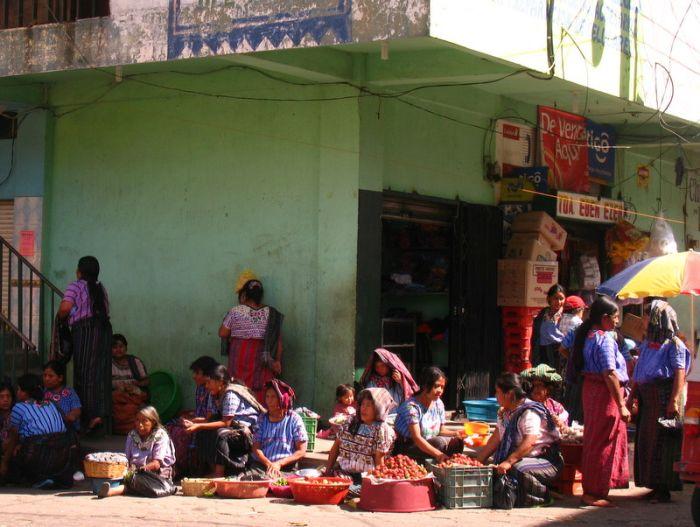 Santiago, Atitlán, Guatemala