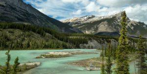 Warden Lake Trail, Banff National Park