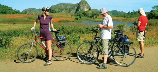 Cycling in Cuba, Explore