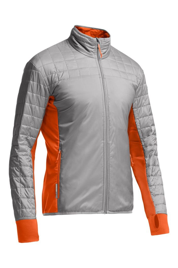 Icebreaker Helix Long Sleeved Zip jacket