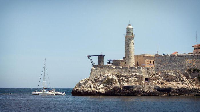 Sailing, Havana, Cuba