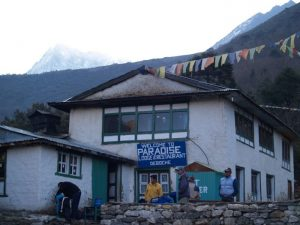 Everest Base Camp lodge