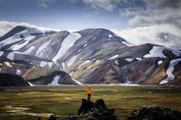 Frederic Huber Instagram, Iceland