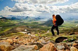 Hiking, Iceland