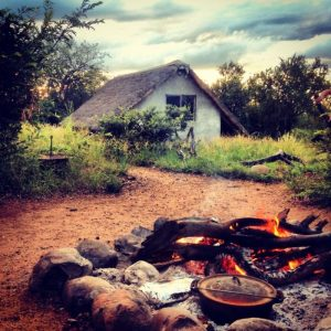 Balule Conservation Project camp, Greater Kruger National Park