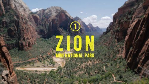 Zion National Park video