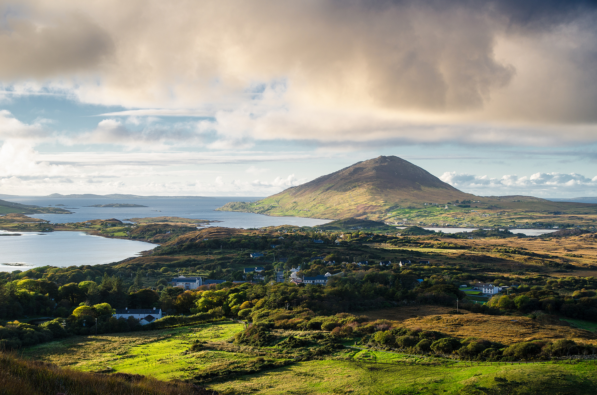 Diamond Hill, Connemara