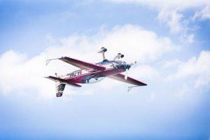 Aerobatic flying, Croatia