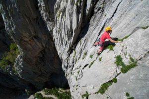 Climbing Paklenica National Park, Croatia