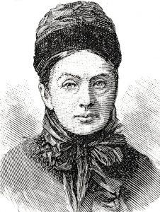 Victorian explorer Isabella Bird