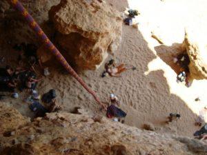 Rock climbing, Sardinia