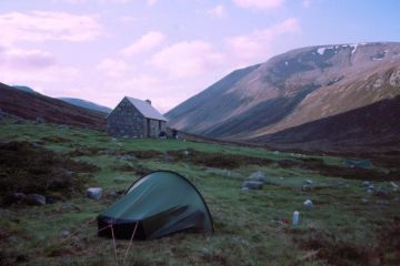 Corrour Bothy, Cairngorms