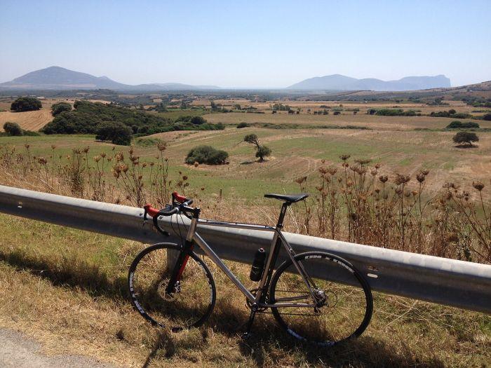 Cycling, Sardinia
