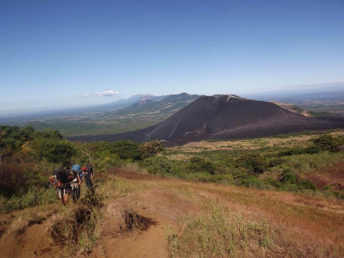 Hiking in Nicaragua