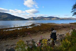 Loch Linnhe-Scotland