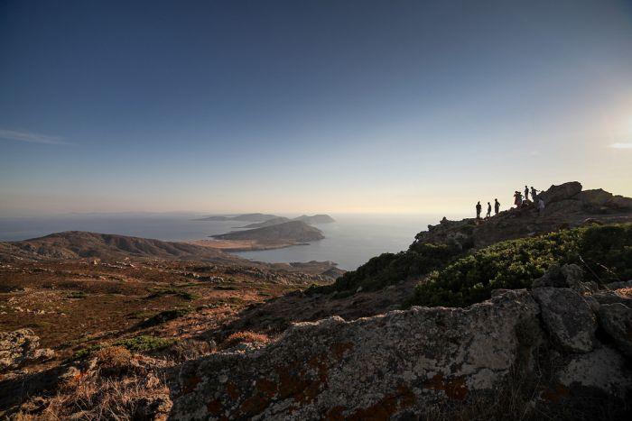 Hiking, Sardinia
