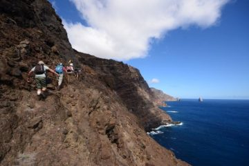 St Helena hiking