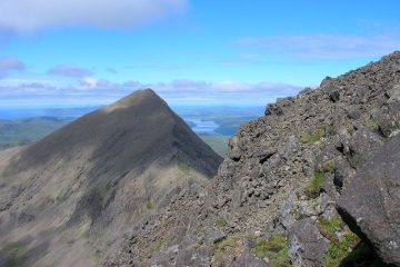 the cuillin ridge traverse