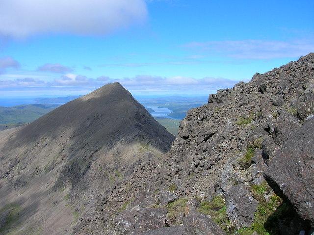 the cuillin ridge traverse