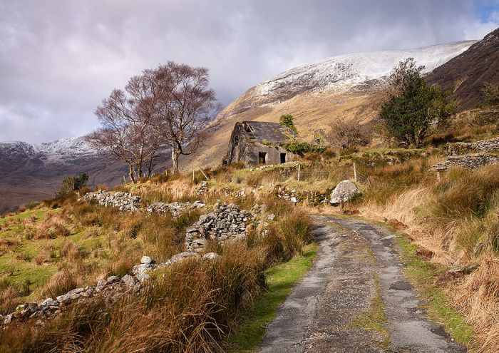 Drumluska Cottage-Killarney, Ireland