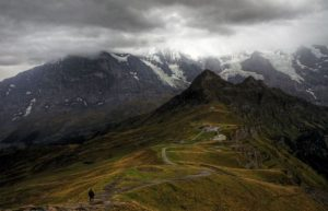 The Alpine Pass Route-Swizerland