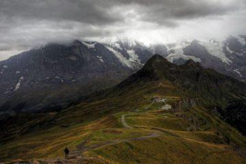 The Alpine Pass Route-Swizerland