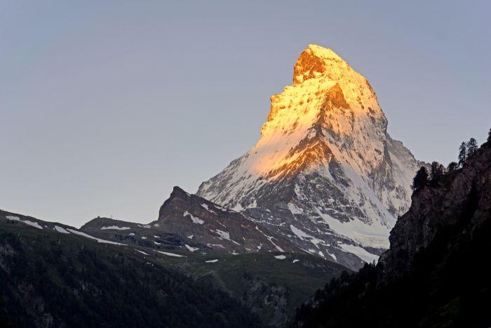 Furggen ridge, Matterhorn
