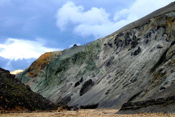 Grænagil, Rangarvallasysla, Iceland