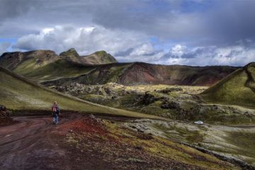 Landmannalaugar, Thorsmork, Iceland