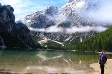 Trekking Alta Via 1, Borca, Veneto, Italy