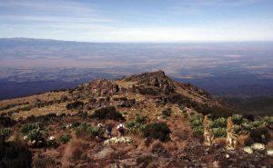 Trekking Mount Kenya