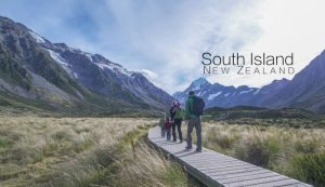Family travel in New Zealand