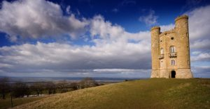 Broadway Tower, Cotswold Way, UK