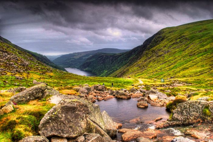 Glendalough, Wicklow, Ireland