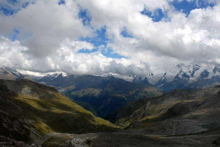 Pennine Alps, Zermatt, Switzerland