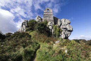 Roche Rock, Cornwall, UK