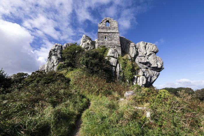 Roche Rock, Cornwall, UK