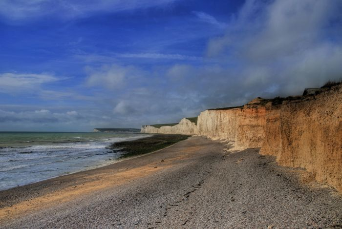 Seven Sisters, South Downs Way, UK