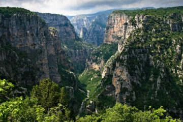 Vikos Gorge, Zagoria, Greece