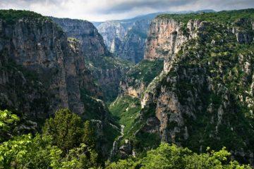 Vikos Gorge, Zagoria, Greece