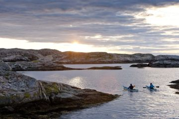 Kayaking-Sweden