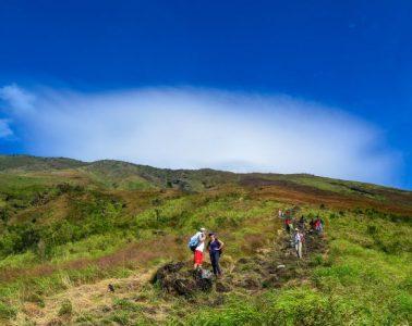 Climbing Mount Cameroon, Cameroon