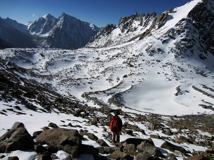 Dolma La Pass, Mount Kailash, Tibet