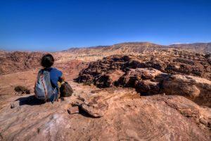 High Place of Sacrifice - Petra, Jordan