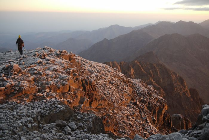 Mount Toubkal