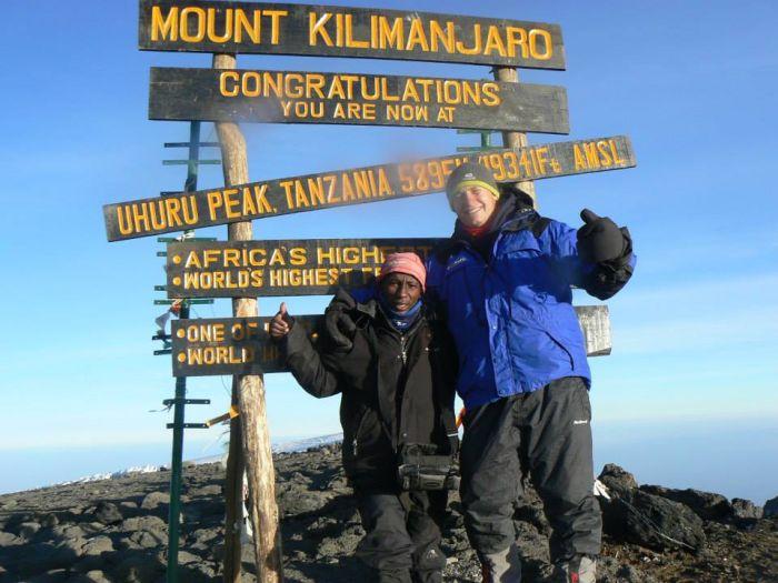 Uhuru Peak, Mount Kilimanjaro